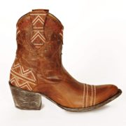 alexa embroidered old gringo ankle boots