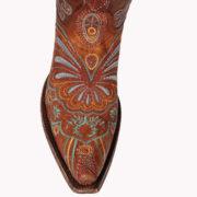 Lakota tall single boot top view